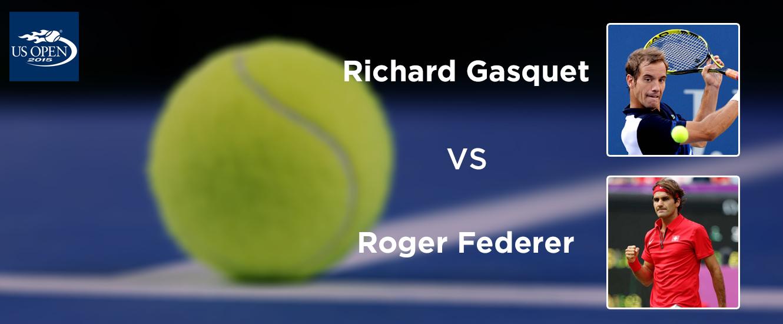 Richard Gasquet VS Roger Federer