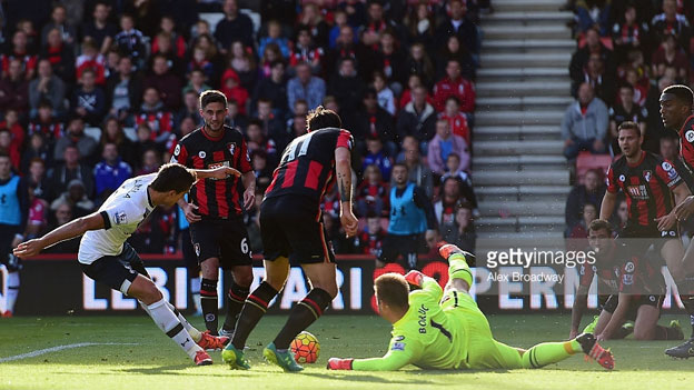 Sport Betting - AFC Bournemouth Vs Tottenham 1-5
