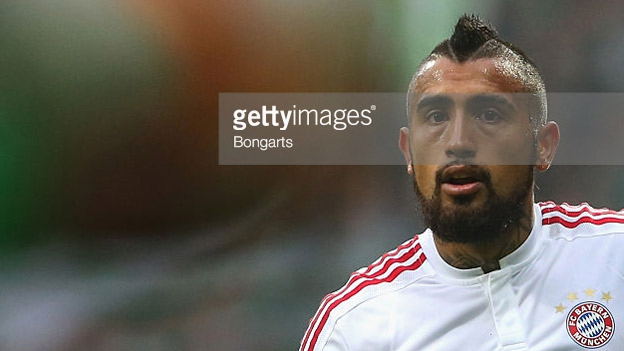 Football Betting - Arturo Vidal