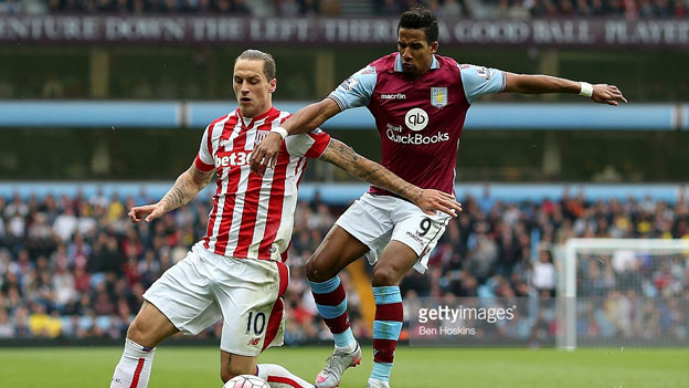 Football Betting - Aston Villa Vs Stoke City 0-1
