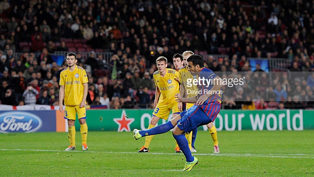 Football Betting - Bate Borisov Vs Barcelona