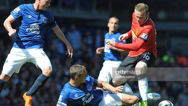 Football Betting - Everton Vs Manchester United