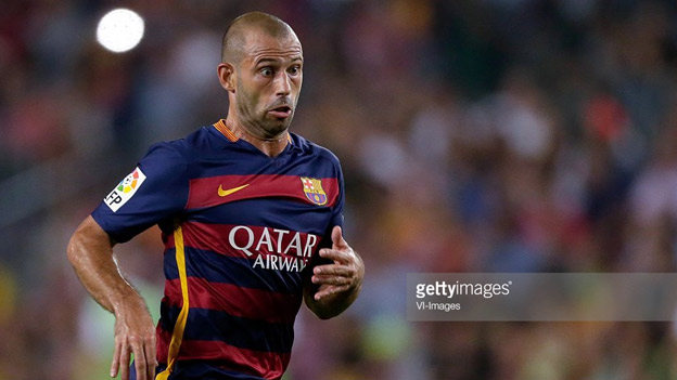 Football Betting - Javier Mascherano