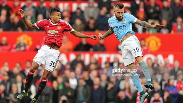 Sport Betting - Manchester United Vs Manchester City 0-0