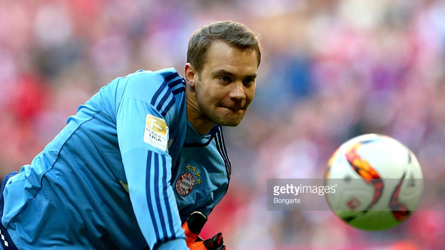 Football Betting - Manuel Neuer - Bayern Munich and Germany
