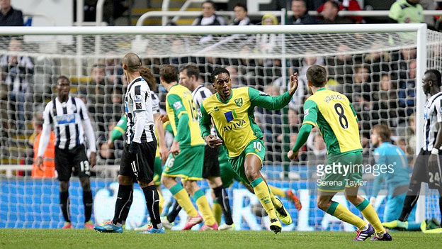 Betting Odds - Newcastle Vs Norwich City