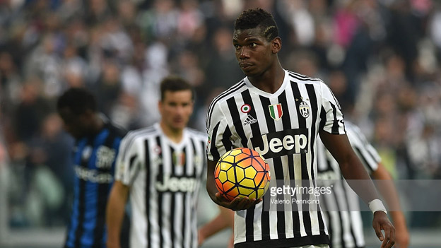 Seria A Betting - Paul Pogba - Juventus and France