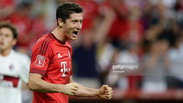 undesliga Betting - Robert Lewandowski - Bayern Munich and Poland