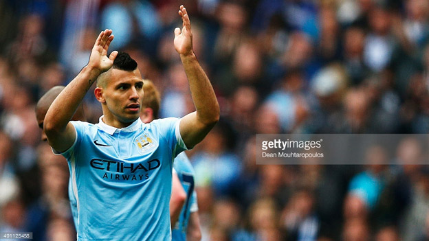Football Betting - Sergio Aguero Manchester City and Argentina
