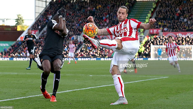 Sport Betting - Stoke City Vs Watford 0-2
