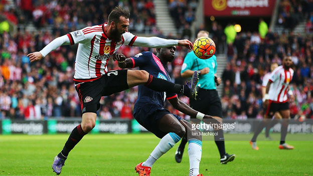 Sport Betting - Sunderland Vs Newcastle United 3-0