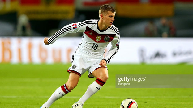 La Liga Betting - Toni Kroos - Real Madrid and Germany