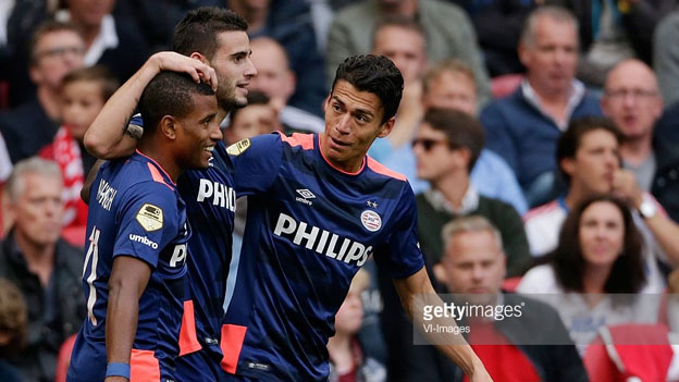 Football Betting Odds - Wolfsburg Vs PSV