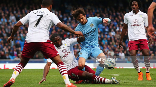 Soccer Betting - Aston Villa Vs Manchester City