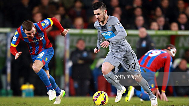 Baba Ijebu - Crystal Palace Vs Newcastle United