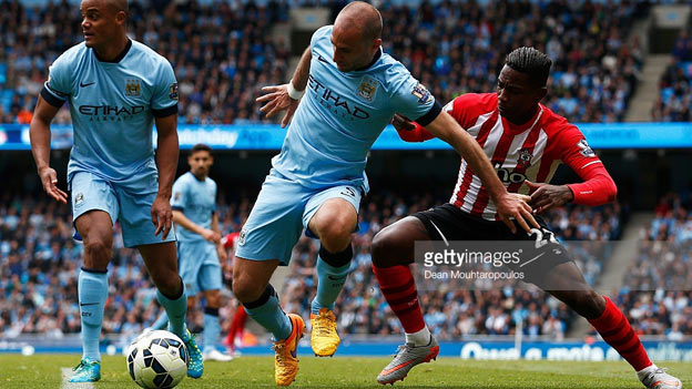 Premier league betting - Manchester City Vs Southampton