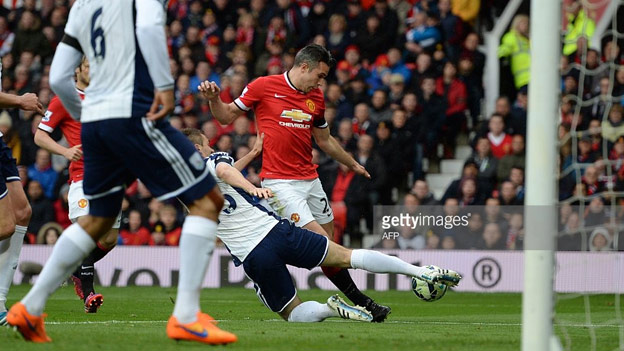 Soccer Odds - Manchester United Vs West Brom