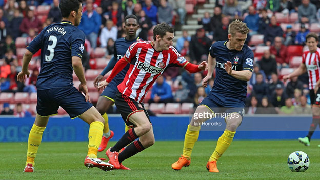 Premier League betting - Sunderland Vs Southampton