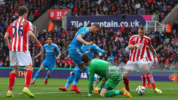 Premier League betting Odds - Sunderland Vs Stoke City
