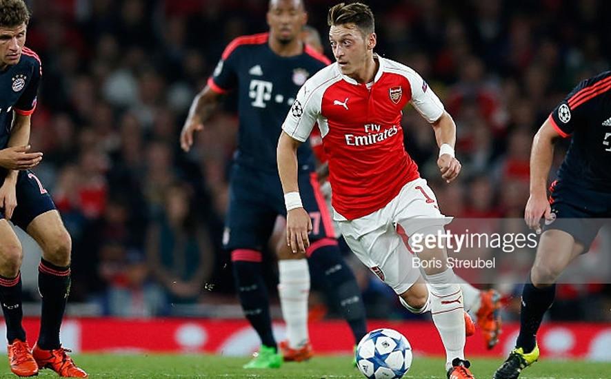 Soccer Odds - Bayern Munchen Vs Arsenal