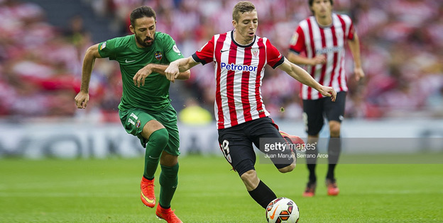 La Liga betting odds - Athletic Bilbao Vs Levante