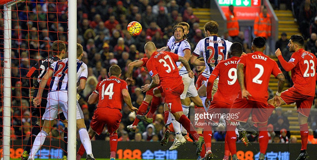 Football betting odds - Liverpool Vs West Brom 2-2