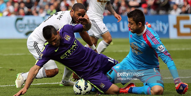 Premier league betting odds - Manchester City Vs Swansea City