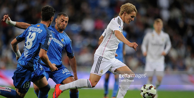 Sport betting odds - Real Madrid Vs Getafe