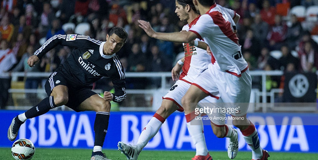 La Lga betting odds - Real Madrid Vs Rayo Vallecano