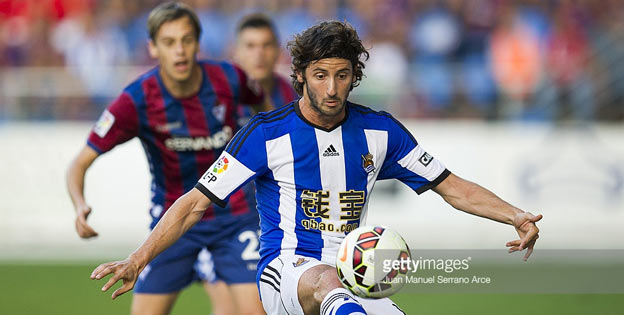 Football betting Odds - Real Sociedad Vs Eibar