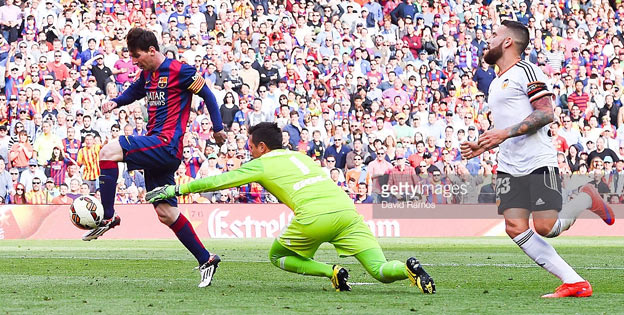 Football betting odds - Valencia Vs FC Barcelona