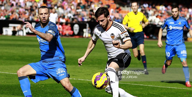 Football betting odds - Valencia Vs Getafe