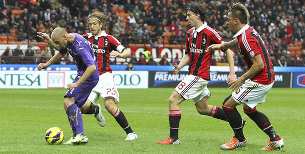 Italian league league betting predictions - AC Milan Vs Fiorentina