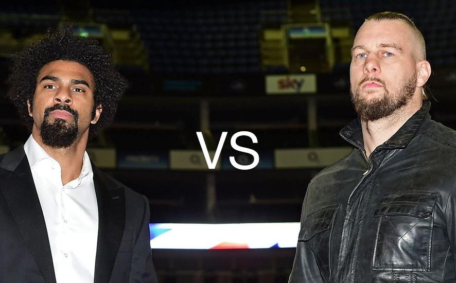 Boxing Betting Predictions - David Haye vs Mark de Mori