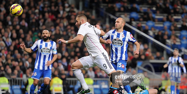 La Liga betting predictions - Real Madrid Vs Deportivo La Coruna