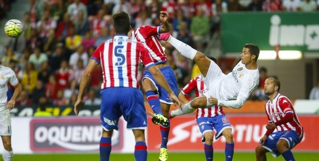 Sport betting predictions - Real Madrid Vs Sporting Gijon
