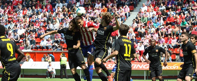 Football Betting Predictions - Sporting Gijon Vs Fc Barcelona