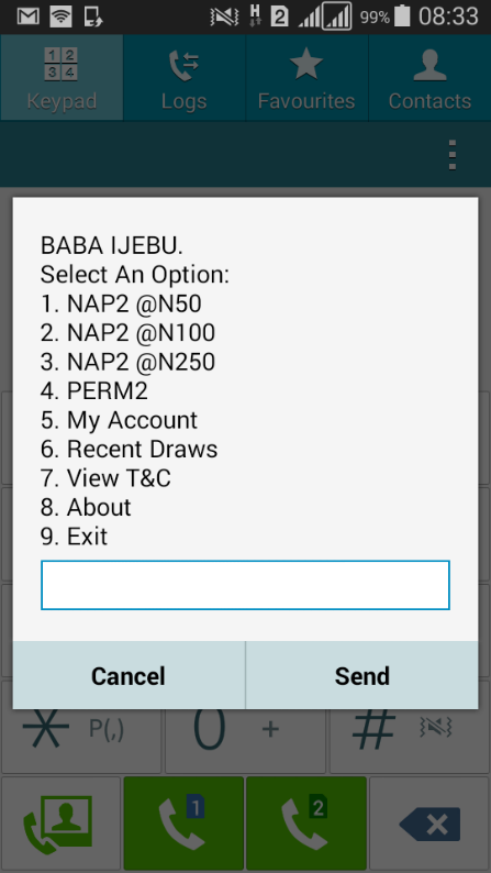 Baba Ijebu on MTN - How to register