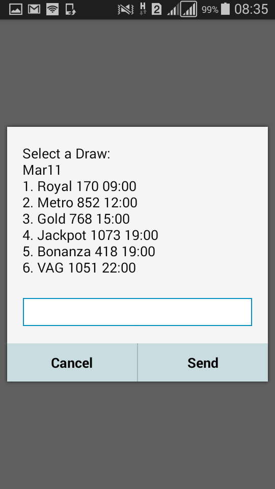 Baba Ijebu on MTN - lotto draws