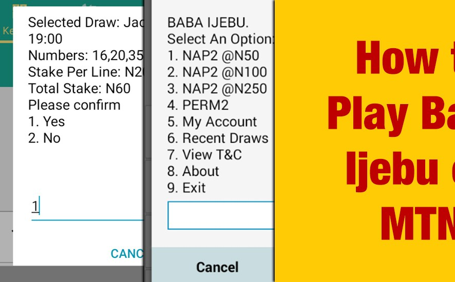 How to Play Baba Ijebu on MTN – Babaijebu Blog Nigeria