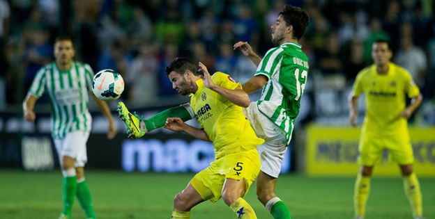 Football Betting - La Liga Betting Predictions Week 11 - Villarreal Vs Real Betis