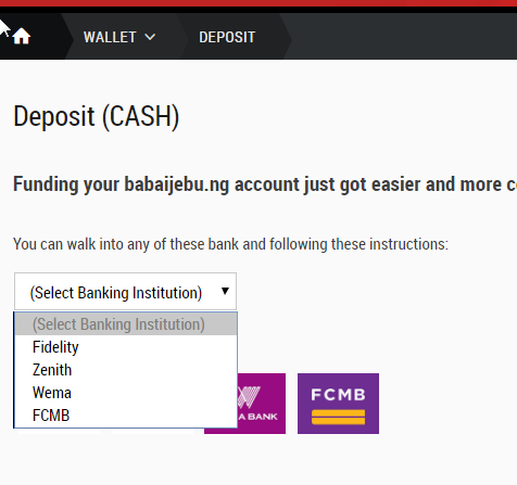 How to Make Deposit and Withdrawals on the Baba Ijebu Lotto Platform