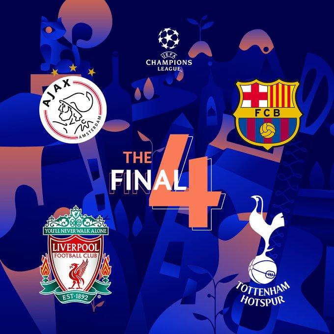 UEFA Champions League Preview – (The Final 4) – Babaijebu
