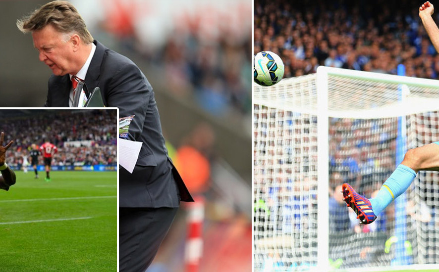 Premier League Roundup - Week 4