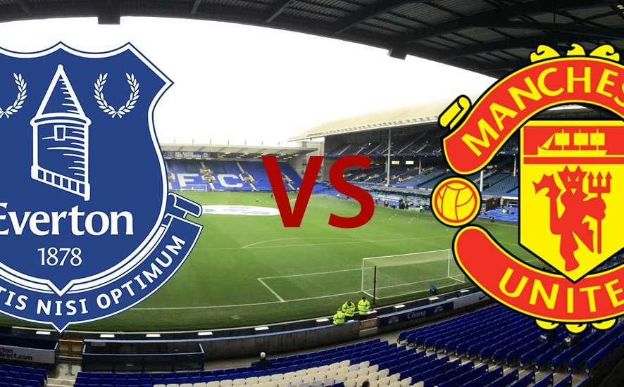 Premier League Betting - Everton Vs Manchester United Preview